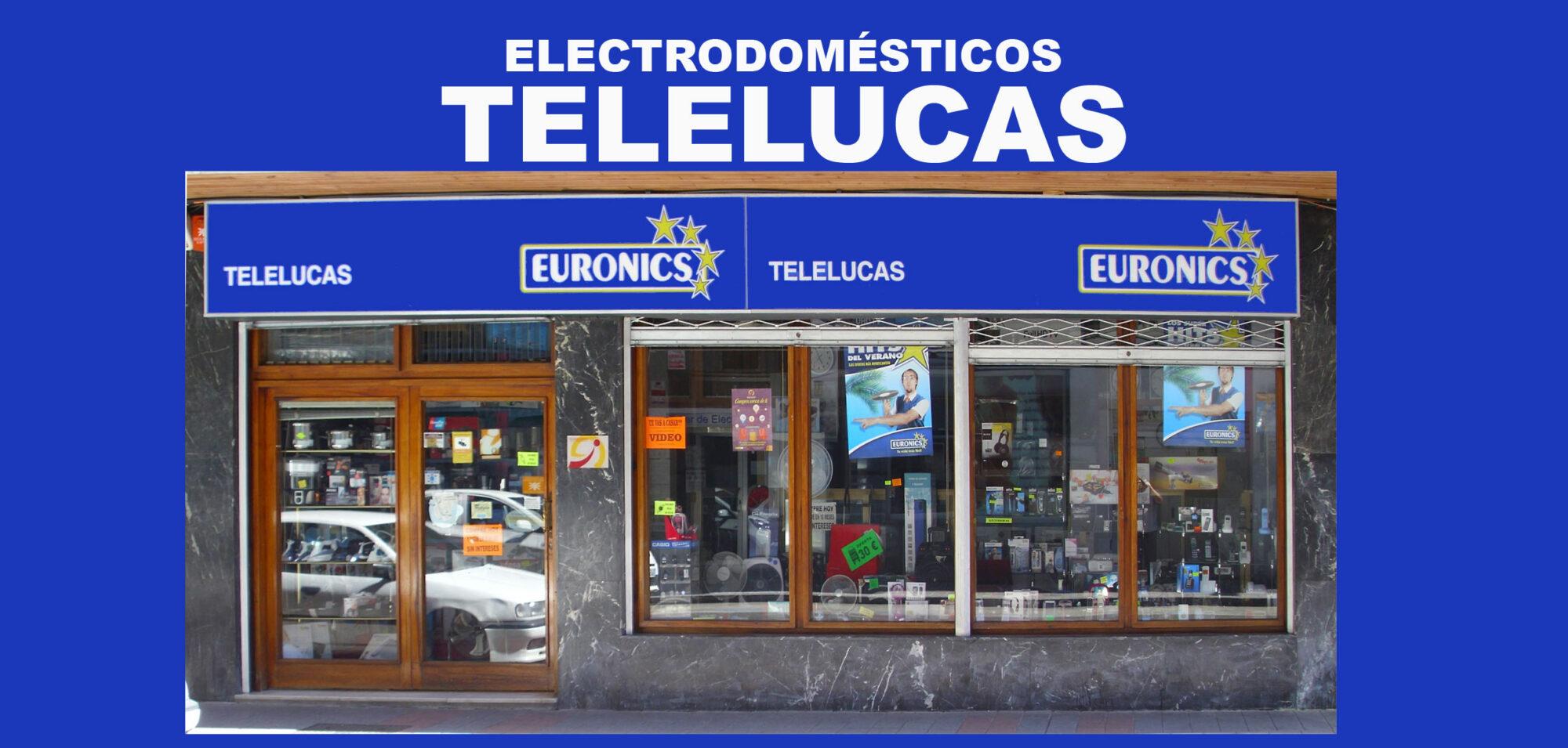 TELELUCAS ELECTRODOMESTICOS